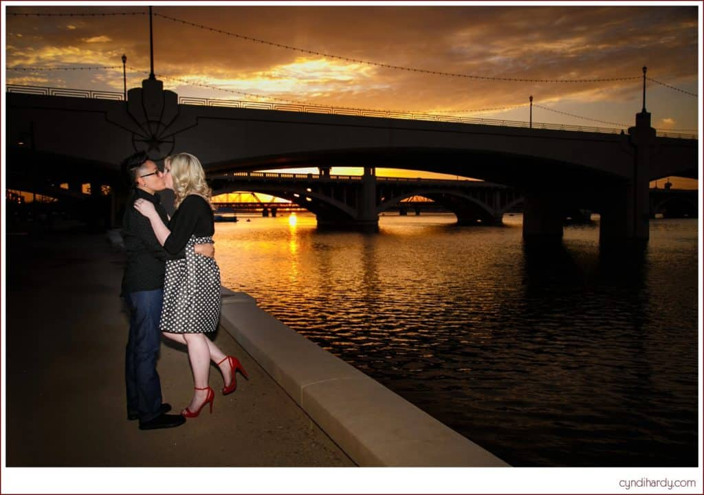 engagement, cyndi hardy photography, photography, photographer, gilbert, tempe, arizona, urban