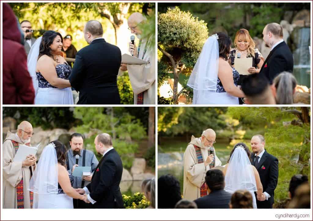 wedding, cyndi hardy photography, photography, photographer, phoenix, arizona, small, intimate, japanese friendship garden